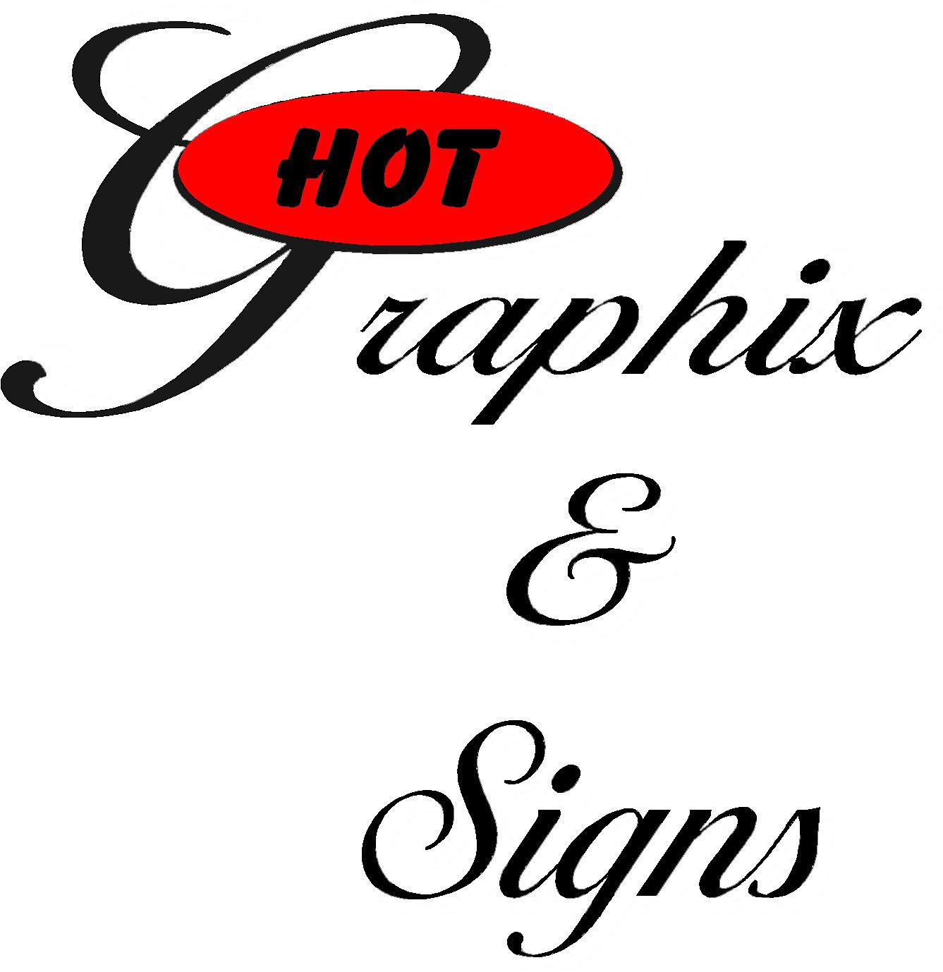 Hot Graphix & Signs Logo